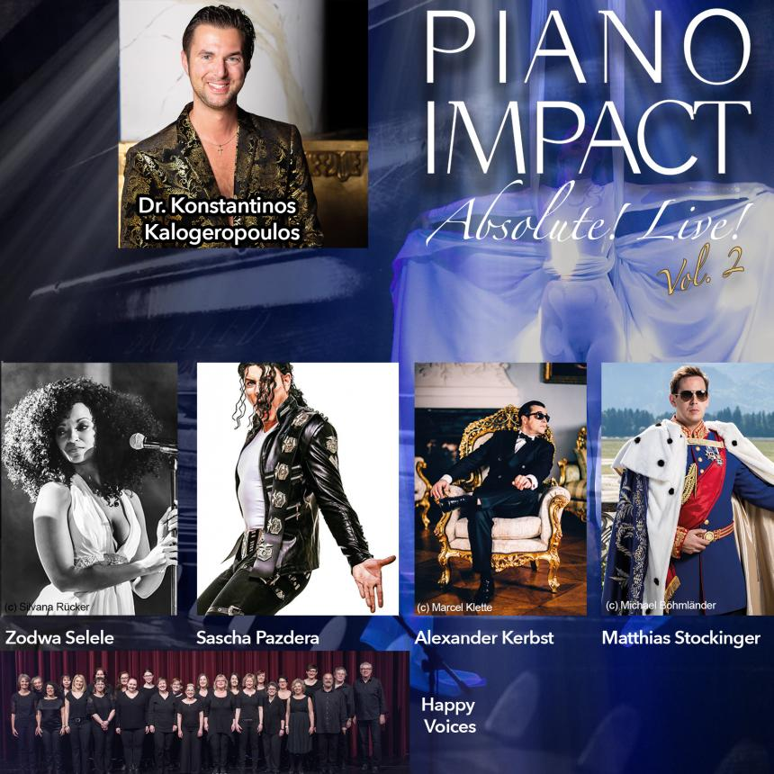 Piano Impact - Absolut! Live! #2